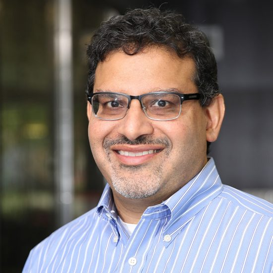 Sudhakar (Sid) Balachandran, Associate Professor and Director of MBA Graduate Studies,  Department of Accounting