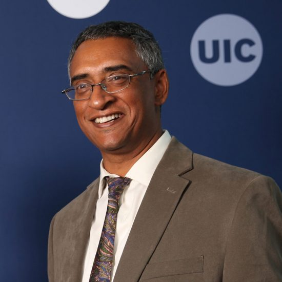 Sid Bhattacharyya, Professor, Director of Master of Science in Business Analytics (MSBA) Graduate Studies, and Department Head of Information and Decision Sciences