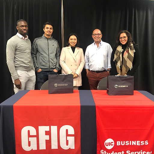 The Graduate Finance and Investment Group (GFIG)