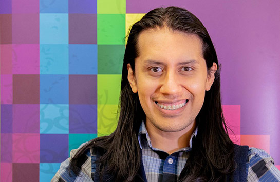 Moisés Villada, Associate Director of the UIC Gender and Sexuality Center